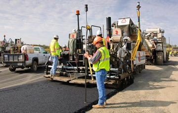 Paving Control Systems