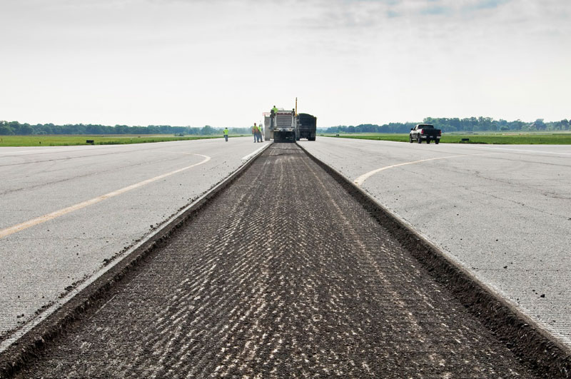PAVING CONTROL FOR MILLING MACHINES